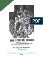 Brackett Leigh - La Legion Estelar