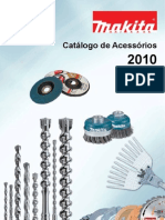 Catalogo MAKITA Acessorios 2010