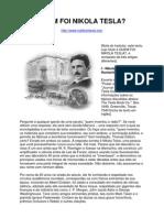 Quem Foi Nikola Tesla