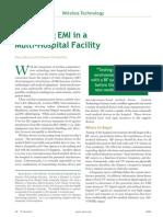 Evaluating EMI