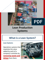 Chapter 1 Lean Systems