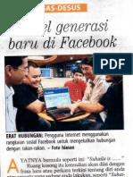 Email Generasi Baru di Facebook - Melayu 2.0