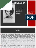 Marx y la educación