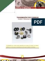 Mat Cur 04 Elementos de Maquinas TransmisionPorCorreas