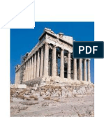 Ensayo Arquitectura Griega