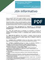 BOLETIN INFORMATIVO Nº.10_2013