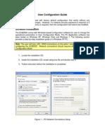 Actiontec ECB2500 Configuration Guide v1.1 NCS