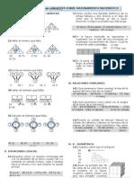 Concurso Raz. Matematico 3 - 5