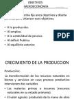 Objetivos de La Macroeconomia