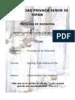 Informe N- 02-Rocas y Agregados