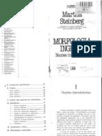 1 STEINBERG, 1990 Morfologia Inglesa Nocoes Introdutorias
