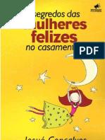 5 segredos das mulheres felizes no casamento_Josué Gonçalves_X