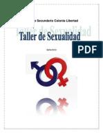 Taller de Sexualidad