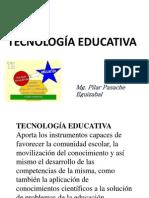 Presentacion de Tecnologia Educativa Sem 3