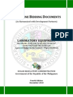 PBD Laboratory Equipments