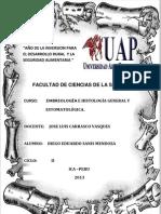 Histologia III