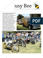 The Busy Bee Vol 2 Issue 16
