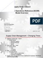 SCOR Overview 9.25.01