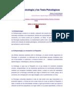 La Grafopsicología y los Tests Psicológicos