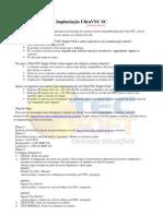 Implantação TecsoftVNC