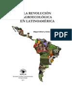 ALTIERI y TOLEDO - La revolución agroecológica en América Latina