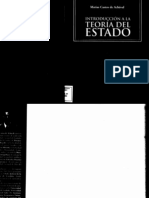 Introduccion a La Teoria Del Estado - Matias Castro de Achaval
