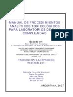 Toxicologia Libro Analitica