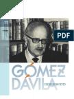 Gomez Davila