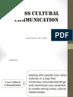 Improving Cross Cultural Communication Skills