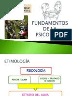 TEMA 1 Fundamentos de la psicología