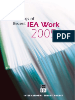 IEA_WORK_2005
