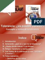 Tolerancia 2