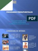 Programas Presupuestales Sector Final_minsa_gladys