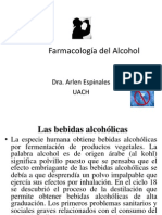 Farmacología del Alcohol