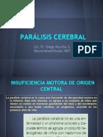 Paralisis Cerebral, Conceptos Actuales