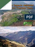 Estudio Impacto Ambiental Trasvase Olmos