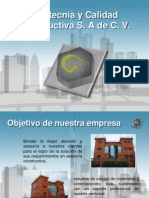 Presentación GCC