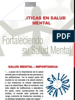Politicas de Salud Mental_MINSA_RITA URIBE
