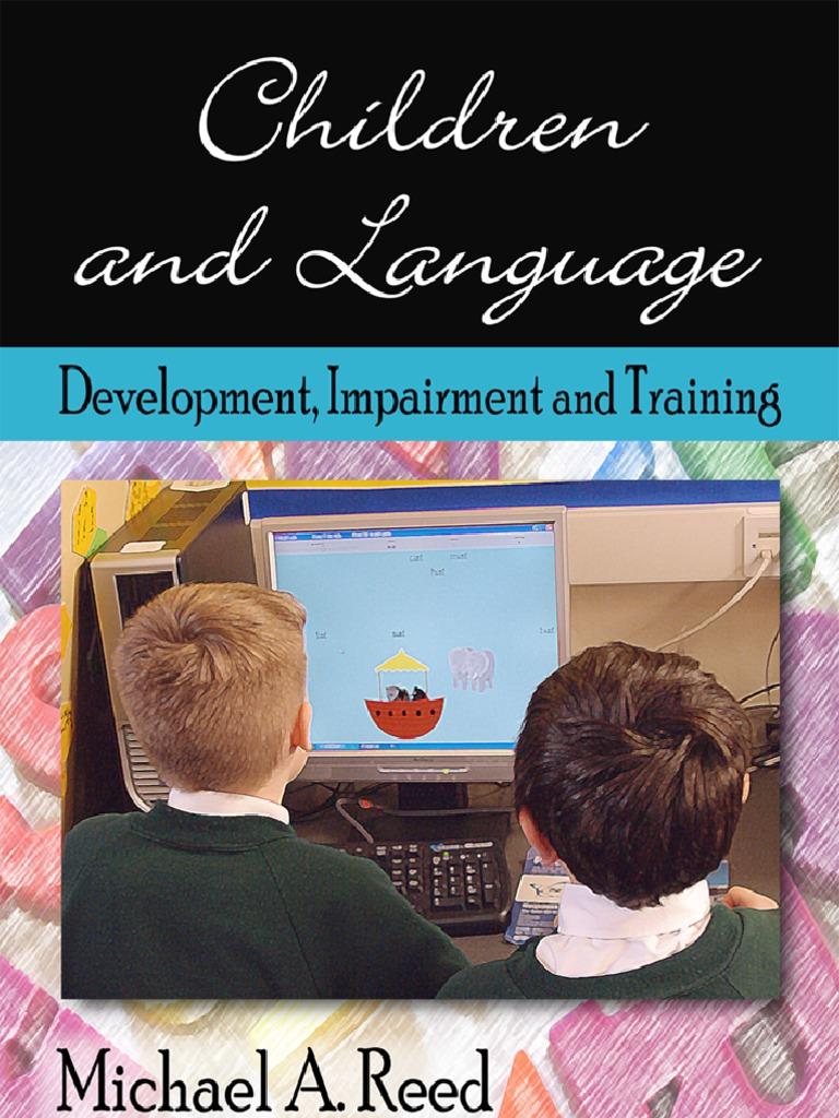 Children Language Development Impairment Amp Training | Dyslexia ...