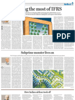 Making the Most of International Financial Reporting Standard (IFRS) The Financial Express September 9, 2010