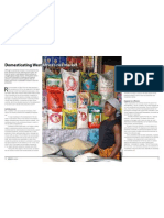 GRiSP AR 2012 - Domesticating West Africa's rice market
