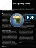 GRiSP AR 2012 - A new eye on Africa