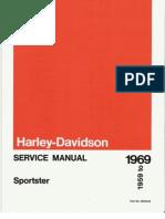 Harley Davidson Sportster Service Manual