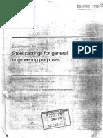 BS 3100 A4 - Standard Cast Steel