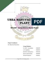 Urea Final Report