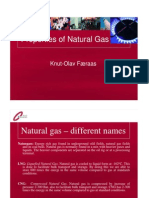 Properties of Natural Gas EU