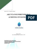 Akuntansi Forensik Dan Audit Investigasi