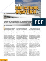 Role of Communications in Smartgrid