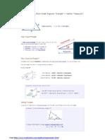 Trigonometry Basics