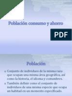 Población consumo y ahorro.pptx